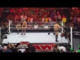 #BMBA WWE Monday Night RAW 16.07.2012 Daniel Bryan &amp AJ vs. The Miz &amp Eve